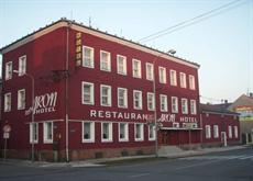 Отель Hotel Aron Ostrava