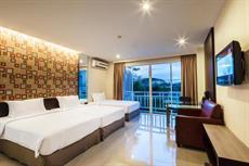 Отель Golden City Rayong Hotel