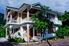 Гостевой дом Villa Des Roses Grand Anse Mahe