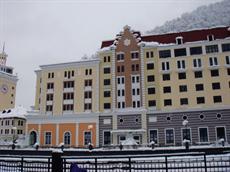 Отель Radisson Роза Хутор