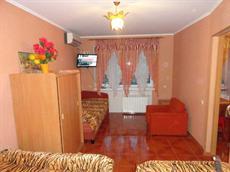 Апартаменты на наб. Адм. Серебрякова, 21