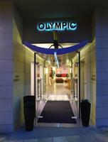 Отель Hotel Olympic Heraklion
