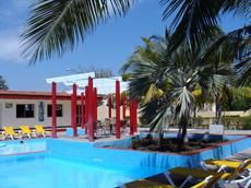 Отель Hotel Balcon del Caribe