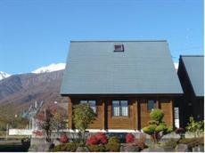 Дом для отпуска Hakuba Happo Log Chalets