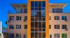 Апартаменты Парадиз в Мисхорском парке