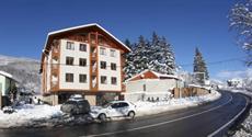 Апартаменты Кавказ