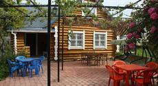 Дом для отпуска Blue Roof