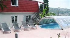 Отель Вилла с бассейном