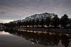 Отель Radisson Blu Marina Palace Hotel Turku
