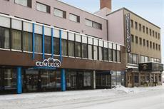 Отель Cumulus City Turku