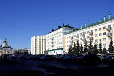 Apartment na Sovetskoy Ploschadi