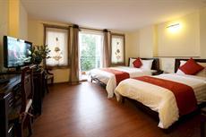 Отель Nova Luxury Hotel
