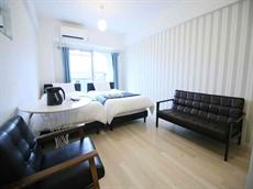 Отель Mickey House One Bedroom apartment near Shinjuku West B