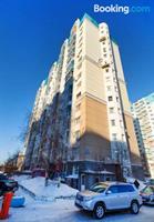 Апартаменты Апартаменты на Нарымской