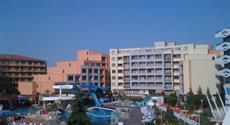Апартаменты Apartment Deluxe in Trakia Plaza Apartcomplex