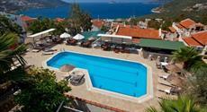 Отель Beautiful Kalkan Town Villas
