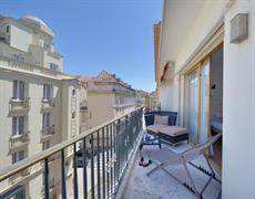 Апартаменты Appartement Rue Grimaldi