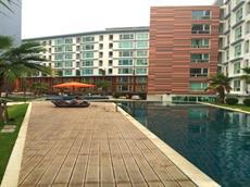 Отель The Idol Condo Bangsaen