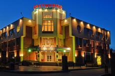 Отель Отель Барракуда