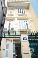 Апартаменты Vong Thi Apartment