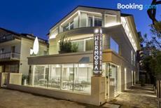 Отель Hotel Villa Hermosa Riccione