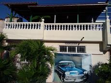 Дом для отпуска Homestay in Santiago de Cuba near Casa de La Trova