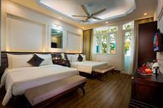 Отель Golden Rooster Hotel