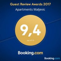 Апартаменты Apartments Maljevic