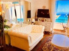 Апартаменты Endless Sea Views Promenade Des Anglais