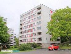 Отель Two bedroom apartment in TURKU Kemppilankatu 1 ID 9209