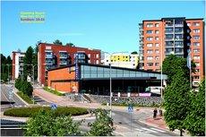 Апартаменты Wonderful Helsinki apartment 2