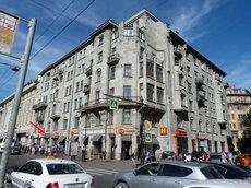 Hotel Ligovskiy 44