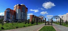 Apartment on Ermakova 10