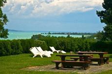 Pergola Panzio Lake Balaton