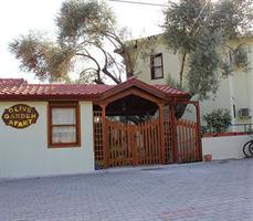 Апарт-отель Olive Garden Apart Otel