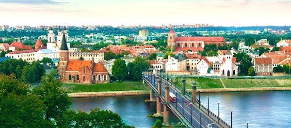 Hotell i Kaunas