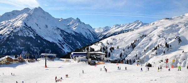 Hoteller i Sankt Anton am Arlberg