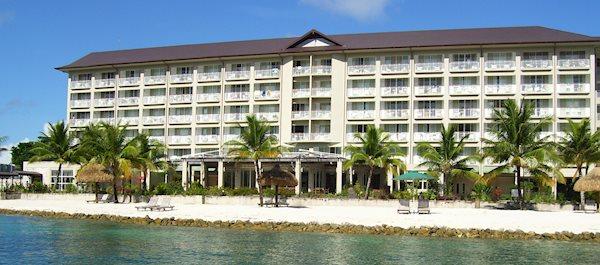 Hoteller i Palau