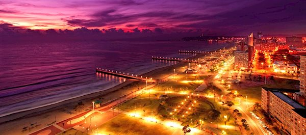 Hotell i Durban