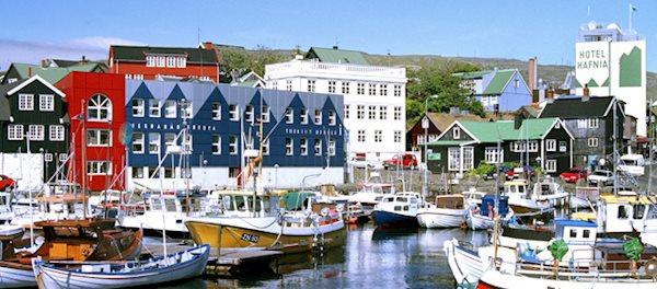 Hotell i Færøyene