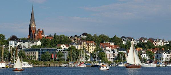 Hoteller i Flensburg
