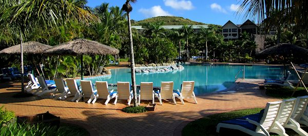 Hoteller i Fiji