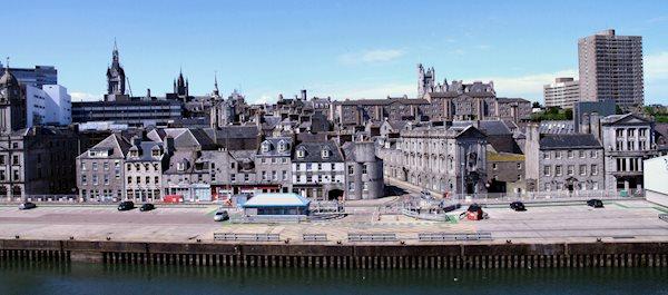 Hotell i Aberdeen