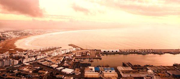 Hoteller i Agadir
