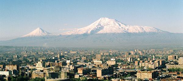 Hoteller i Armenia