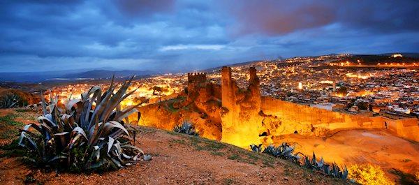 Hoteller i Fez