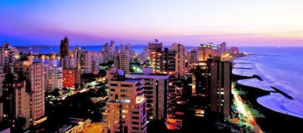 Hotell i Cartagena