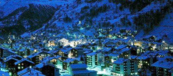Hoteller i Zermatt