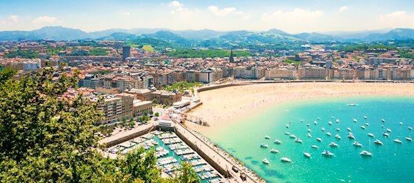Hoteller i San Sebastian