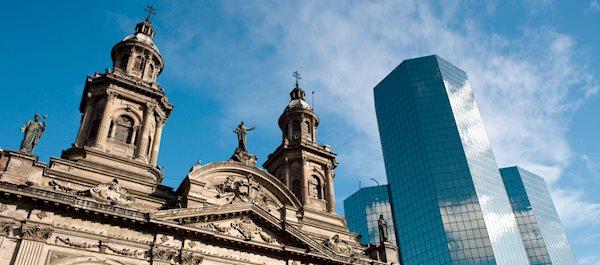 Hoteller i Santiago
